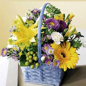 Parsippany Florist | Beautiful Basket