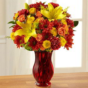 Parsippany Florist | Fall Design