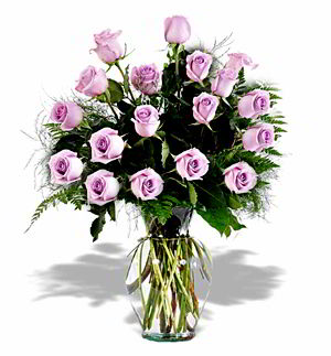 Parsippany Florist | 18 Lavender Roses