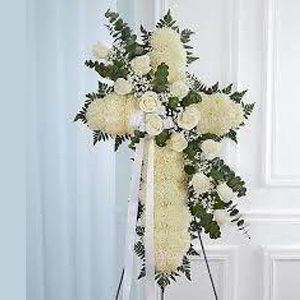 Parsippany Florist | White Cross