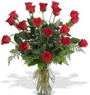 Parsippany Florist | 18 Red Roses